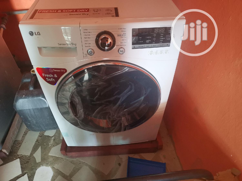 Drying Machine 9kg LG | Home Appliances for sale in Warri, Delta State, Nigeria