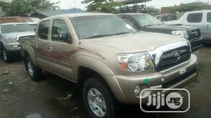Toyota Tacoma 2007 Gold   Cars for sale in Lagos State, Amuwo-Odofin