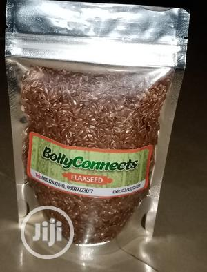 Flaxseed... 100g   Vitamins & Supplements for sale in Ogun State, Abeokuta South