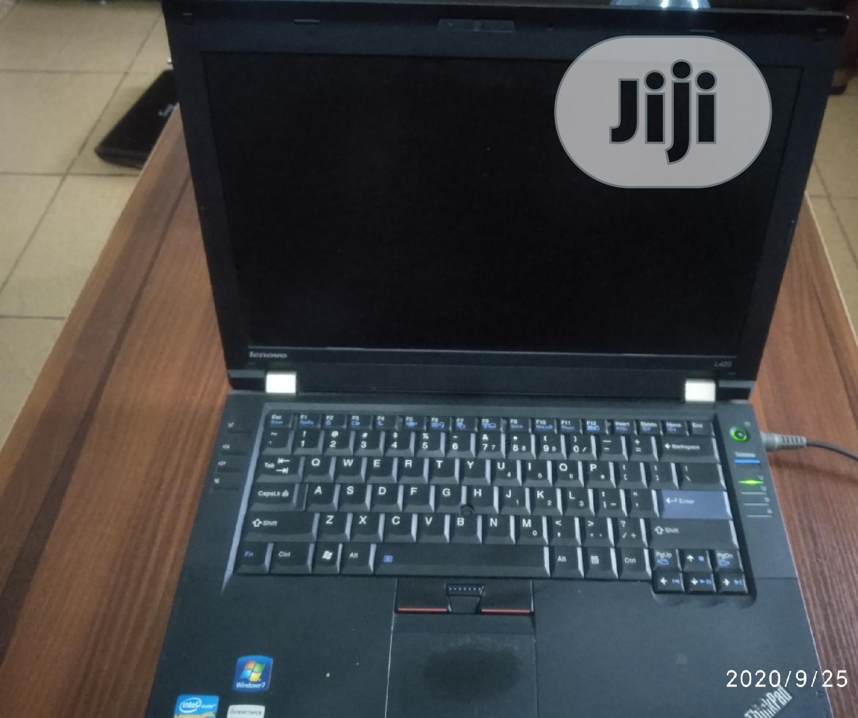 Archive: Laptop Lenovo ThinkPad L420 4GB Intel Core I5 HDD 500GB