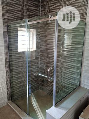 Tampered Glass Shower Cubicle   Plumbing & Water Supply for sale in Abuja (FCT) State, Jabi