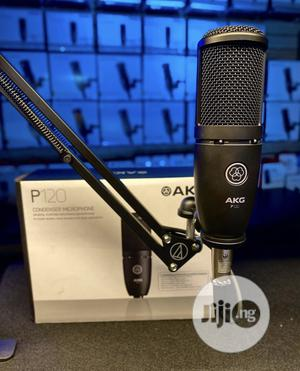 AKG P120 Studio Condenser Microphone | Audio & Music Equipment for sale in Abuja (FCT) State, Mararaba