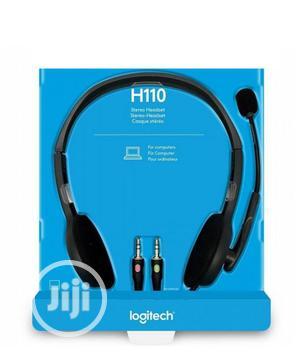 Logitech Stereo Headset | Headphones for sale in Lagos State, Ikeja
