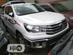 New Toyota Hilux 2020 White | Cars for sale in Lagos State, Apapa