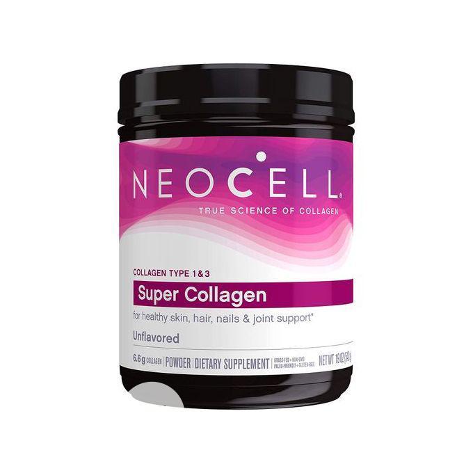 Neocell Super Collagen Powder, 6.6oz, Non-Gmo, New Pack