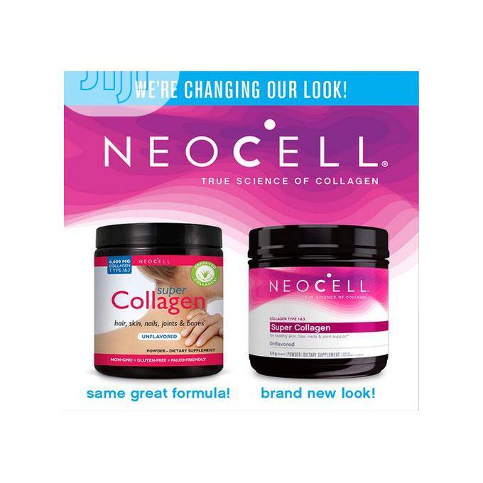 Neocell Super Collagen Powder, 6.6oz, Non-Gmo, New Pack   Vitamins & Supplements for sale in Amuwo-Odofin, Lagos State, Nigeria