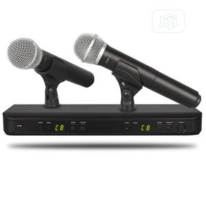 Shure BLX 288 Dual Wireless Microphone System   Audio & Music Equipment for sale in Lagos State, Victoria Island