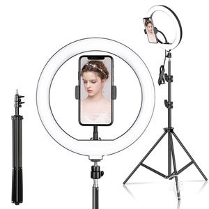 """10"""" Usb Selfie Led Ring Light+2.1m Tripod +Bluetooth Remote 