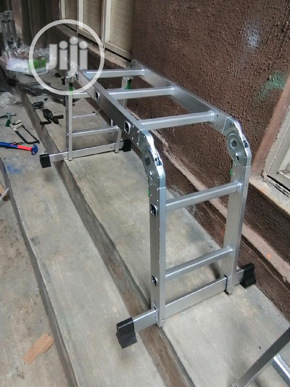 Archive: Scaffold Multipurpose Ladder