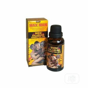 Max Man Penis Enlargement Essential Oil & Enhancement | Sexual Wellness for sale in Lagos State, Lagos Island (Eko)