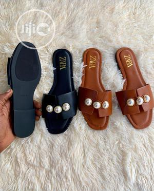 Zara Slippers | Shoes for sale in Lagos State, Ojo