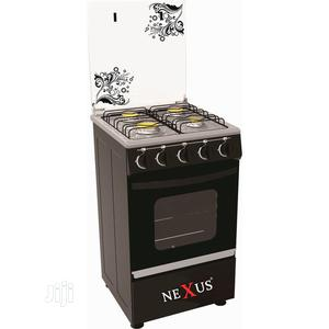 Brand New NEXUS 50x50,ALL Gas Standing Cooker, Silver Color, | Kitchen Appliances for sale in Lagos State, Ojo