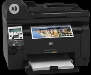 Hp Laserjet Printer Color and Black and White 3-In-1 | Printers & Scanners for sale in Lagos State, Ikeja