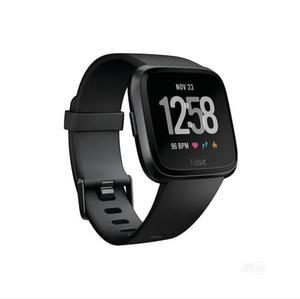 Fitbit Versa Smart Watch   Smart Watches & Trackers for sale in Lagos State, Ikeja