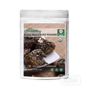 Naturevibe Botanicals Organic Black Maca Powder 1lb - Lepidi   Vitamins & Supplements for sale in Lagos State, Amuwo-Odofin