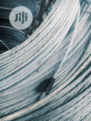 10mm Galvanized Stay Steel Wire. | Electrical Equipment for sale in Lagos State, Ojo
