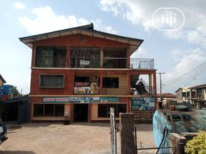 Office Space at Apata Facing Main Road | Commercial Property For Sale for sale in Oyo State, Ibadan