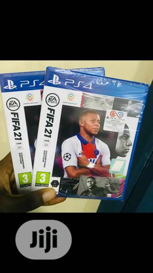 Champion Edition FIFA 2021 for Ps4 | Video Games for sale in Lagos State, Ikeja