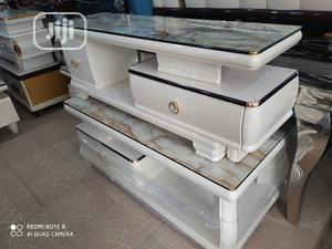 Adjustable TV Stand and Center Table | Furniture for sale in Abuja (FCT) State, Central Business District