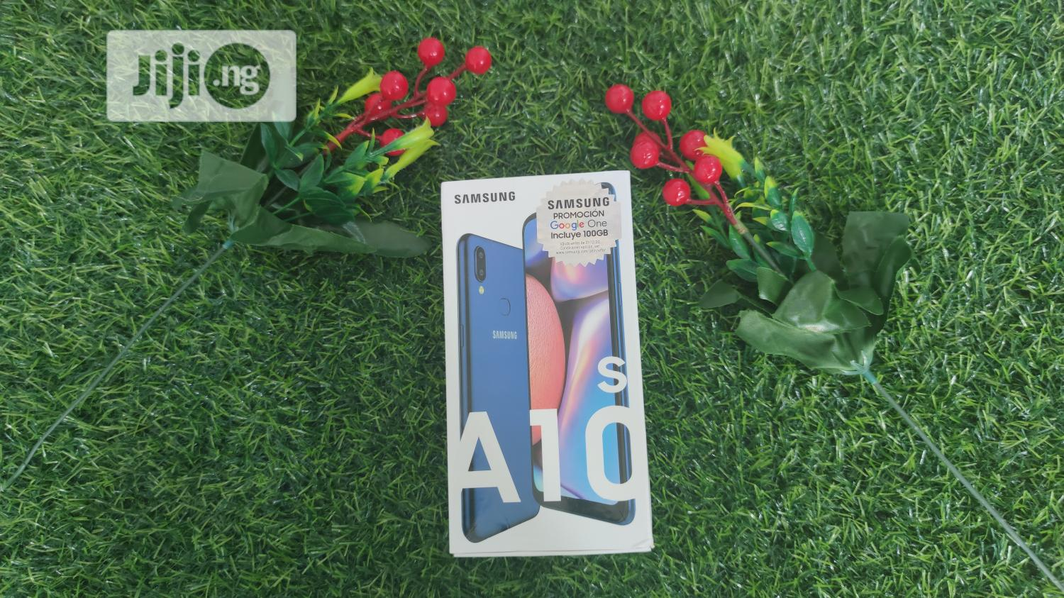 New Samsung Galaxy A10s 32 GB Black | Mobile Phones for sale in Ibadan, Oyo State, Nigeria