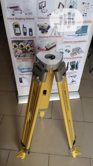 Topcon Wooden Tripod With Double Lock for Total Station   Measuring & Layout Tools for sale in Oyo State, Ibadan
