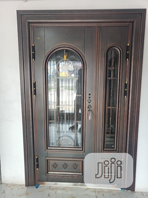 German Copper Door-in-door | Doors for sale in Orile, Lagos State, Nigeria
