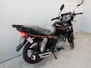 New Motorcycle 2019 Black   Motorcycles & Scooters for sale in Lagos State, Yaba