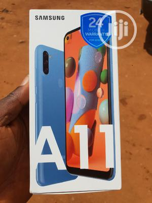 New Samsung Galaxy A11 32 GB Blue | Mobile Phones for sale in Abuja (FCT) State, Wuse 2
