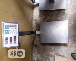 100kg Camry Impex Digital Platform Scale | Store Equipment for sale in Lagos State, Lagos Island (Eko)