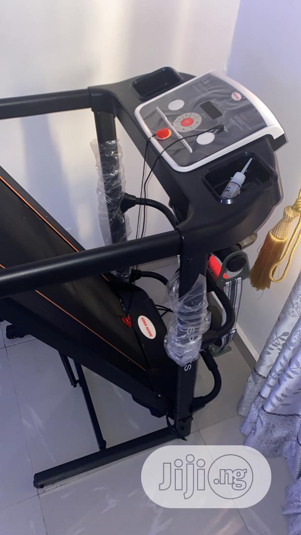 2hp Treadmill ( De Young)