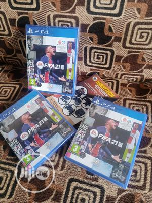 FIFA 21 Ps4 | Video Games for sale in Oyo State, Ibadan