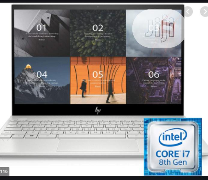 New Laptop HP Envy 13 16GB Intel Core I7 SSD 1T   Laptops & Computers for sale in Ikeja, Lagos State, Nigeria