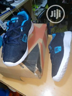 New Navy Blue Jogging Canvas | Shoes for sale in Lagos State, Lekki