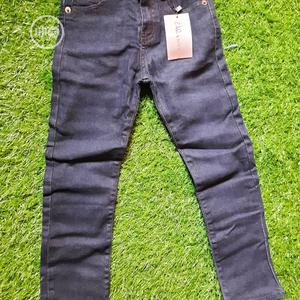 High Quality Kiddies Black Jeans Trouser | Children's Clothing for sale in Lagos State, Ikeja