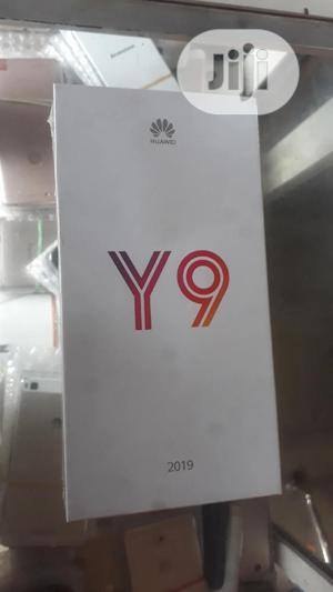 New Huawei Y9 128 GB Gold   Mobile Phones for sale in Lagos State, Apapa