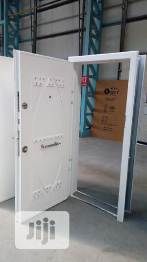 4ft Entrance Luxury Door White   Doors for sale in Lagos State, Orile