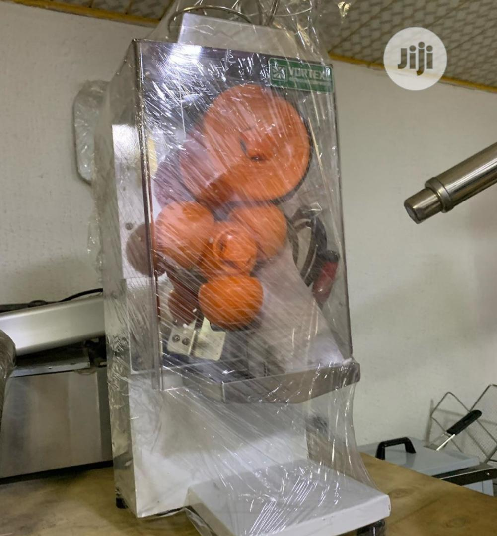 Archive: High Grade Juice Extractor