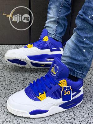 Air Jordan 4 Curry Warriors Original | Shoes for sale in Lagos State, Surulere