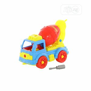 Take-Apart Mixer Truck   Toys for sale in Lagos State, Amuwo-Odofin