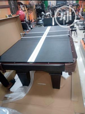 Table Tennis and Snooker Board 2 in 1 | Sports Equipment for sale in Abia State, Aba North