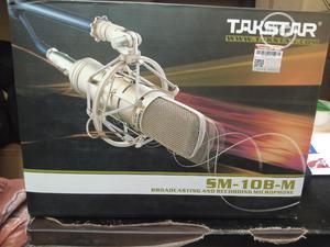 Professional Takstar Studio Mic Sm-10b   Audio & Music Equipment for sale in Lagos State, Ikeja