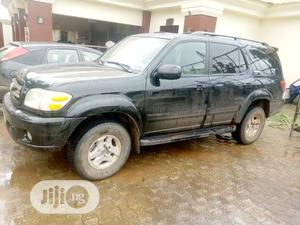 Toyota Sequoia 2005 Black   Cars for sale in Anambra State, Awka