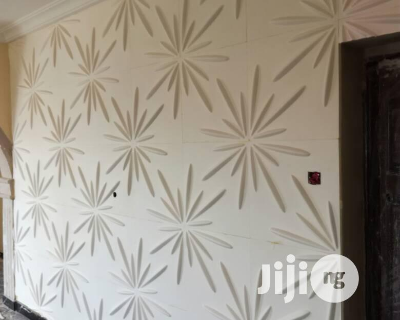 3D Panels and 3D Mural   Building Materials for sale in Ajah, Lagos State, Nigeria