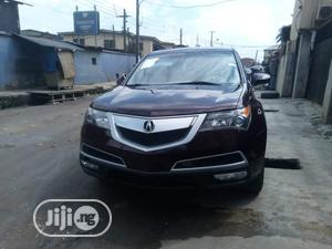 Acura MDX 2011 Red | Cars for sale in Lagos State, Mushin