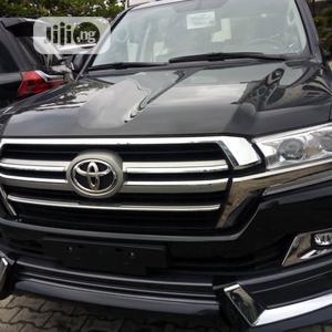 New Toyota Land Cruiser 2020 Base 4x4 Black | Cars for sale in Lagos State, Lekki