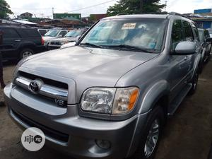 Toyota Sequoia 2006 Silver | Cars for sale in Lagos State, Apapa