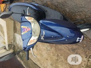 New Honda Dio 2014 Blue   Motorcycles & Scooters for sale in Lagos State, Ifako-Ijaiye