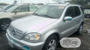 Mercedes-Benz M Class 2004 ML 350 Silver   Cars for sale in Lagos State, Apapa