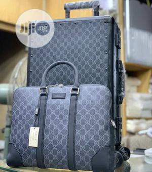 Gucci Luggage With Laptop Bag Available as Seen Order Your | Bags for sale in Lagos State, Lagos Island (Eko)