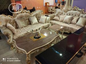 Quality Royal Sofa Chair With Center Table | Furniture for sale in Lagos State, Ojo